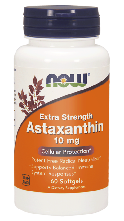 Now Foods Astaksantyna