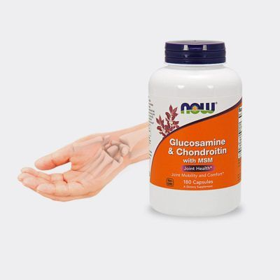 Glukozamina, chondroityna i MSM
