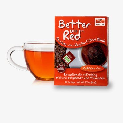Herbaty i napoje