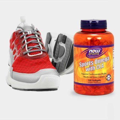 Inne produkty odżywcze dla sportowców