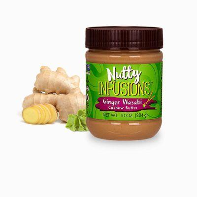 Masła orzechowe Nutty Infusions™